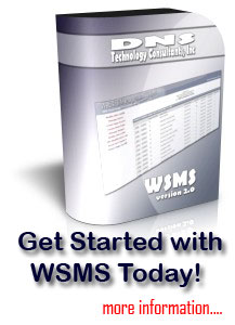 Get Started with WSMS